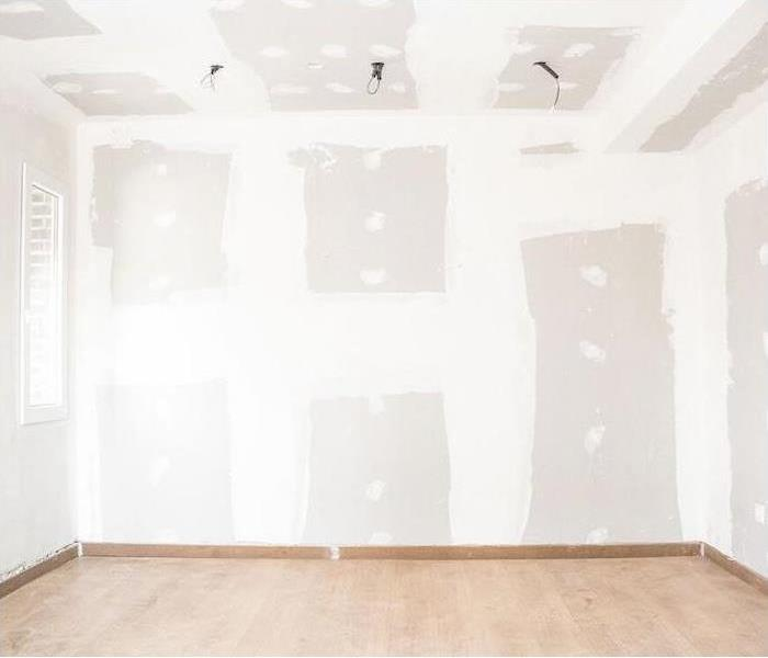 Commercial Mold Damage – Ft. Lauderdale Office  After