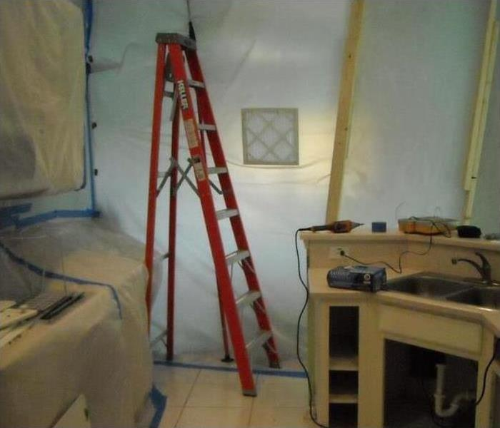 Mold Damage Clean Up – Ft Lauderdale