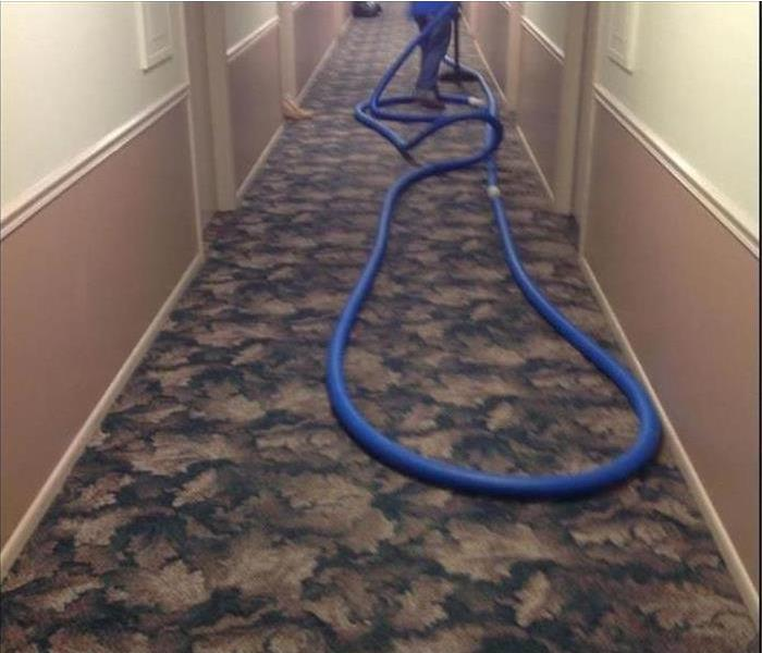 Commercial Water Damage – Ft. Lauderdale Hotel