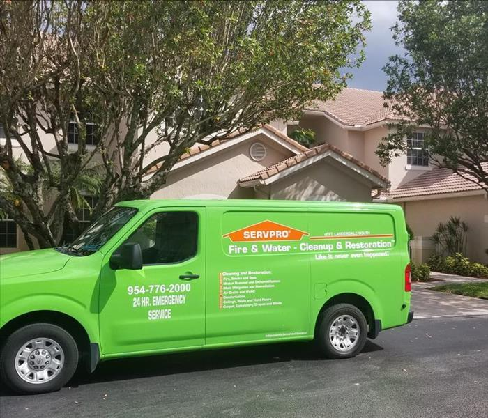 Why SERVPRO Why Fort Lauderdale Property Owners Call SERVPRO for Carpet Drying and Cleaning