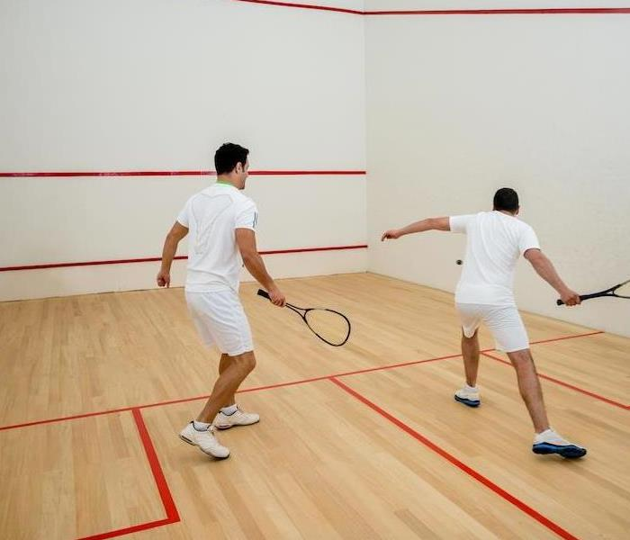 Commercial Can Professional Water Removal in Fort Lauderdale Rescue a Flooded Squash Court?