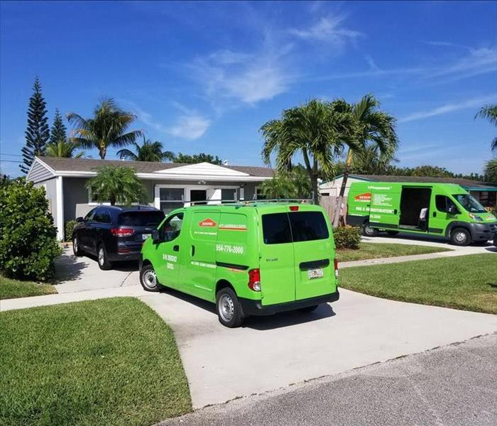 Fire Damage Plantation Owners Stay, Pack-Outs of Possessions by SERVPRO Can Salvage More and Cost Less After a Fire Loss